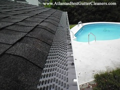 Marietta's Best Gutter Cleaners only installs quality no-clog covers.